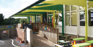 Advantages of Using School Canopies in England