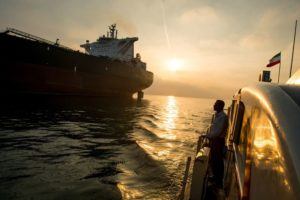 Ripples are Occur as the America's Sanction on Iran Makes it Hard to Trade oil