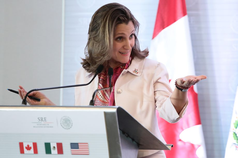 The US and Canada Haven't Budged on NAFTA