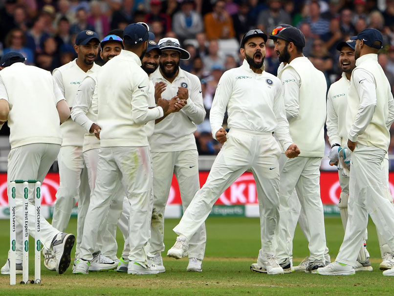 India Win By 203 Runs At Trent Bridge, England Lead Series 2-1