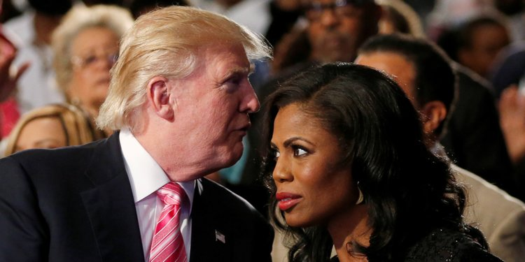 Donald Trump Goes Berserk Over Omarosa