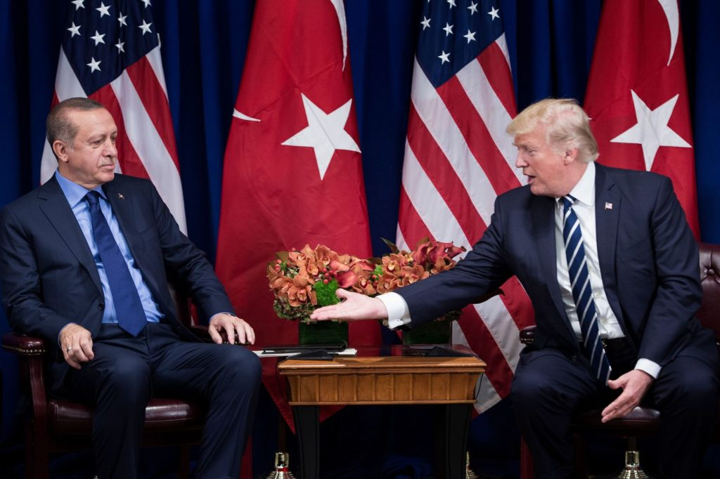 Erdogan capitalizes on Trump's effort to break and isolate Turkey
