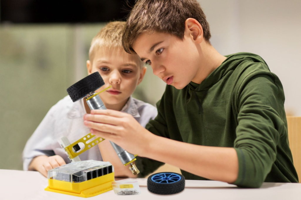 How Is Learning Robotics During The Summer Beneficial To Children?