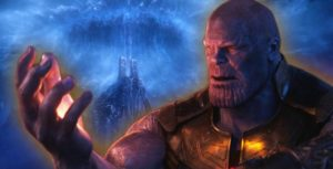 Infinity War: Thanos Originally Walked Through a River of Blood Post-Snap