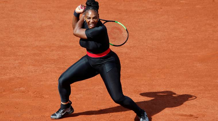 Serena's 'Black Panther' Cat-Suit is No More Valid
