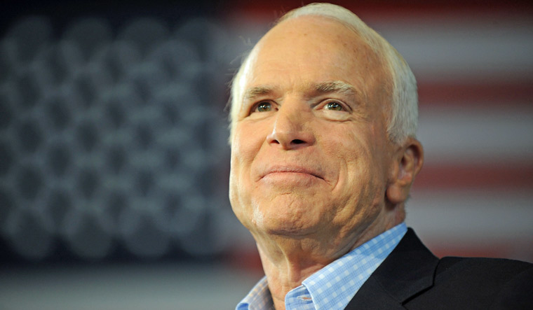 U.S. Senator John McCain passes away at 81