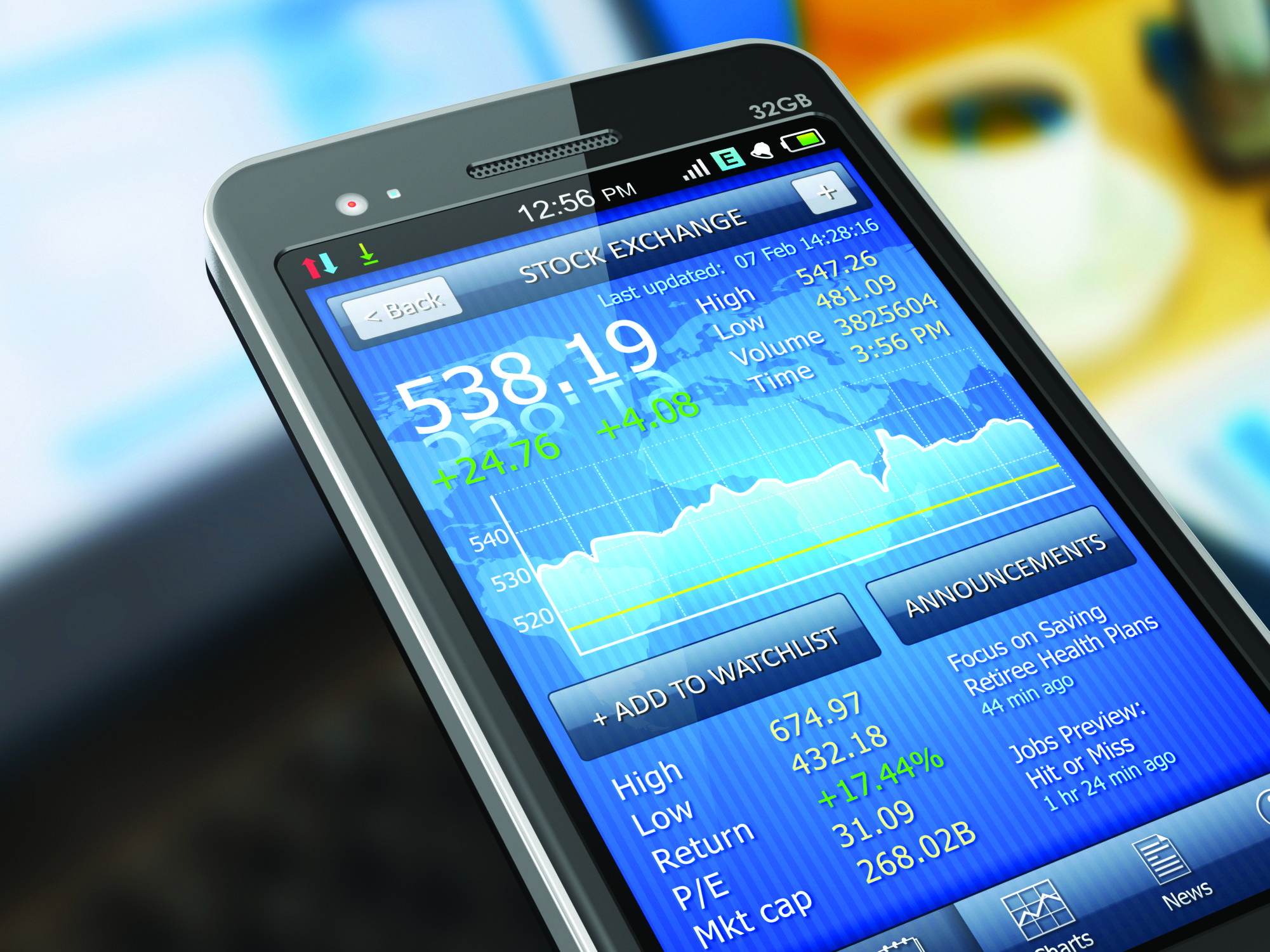 Why you should get a CFD Trading App