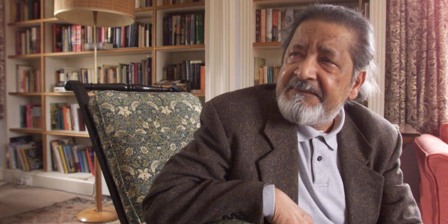 Nobel Prize Winning Author VS Naipaul Dead