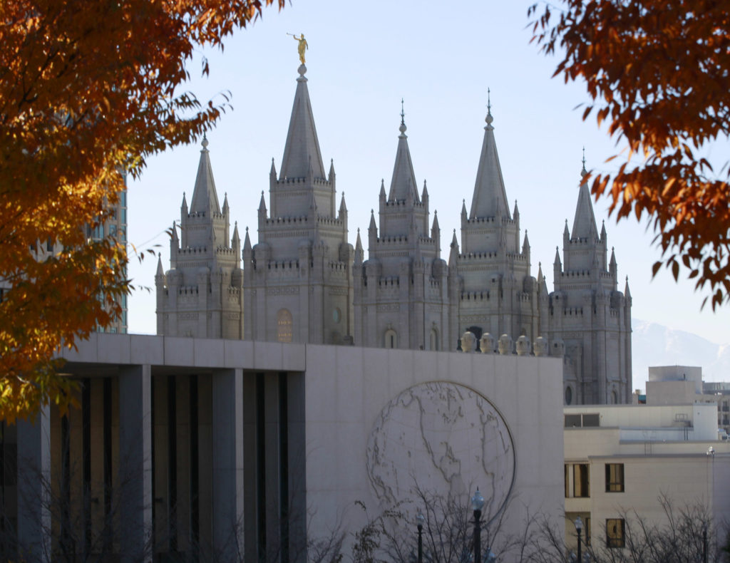 A Mormon Mom Said She Was Barred From Entering Temples After Breastfeeding Her Baby At Church