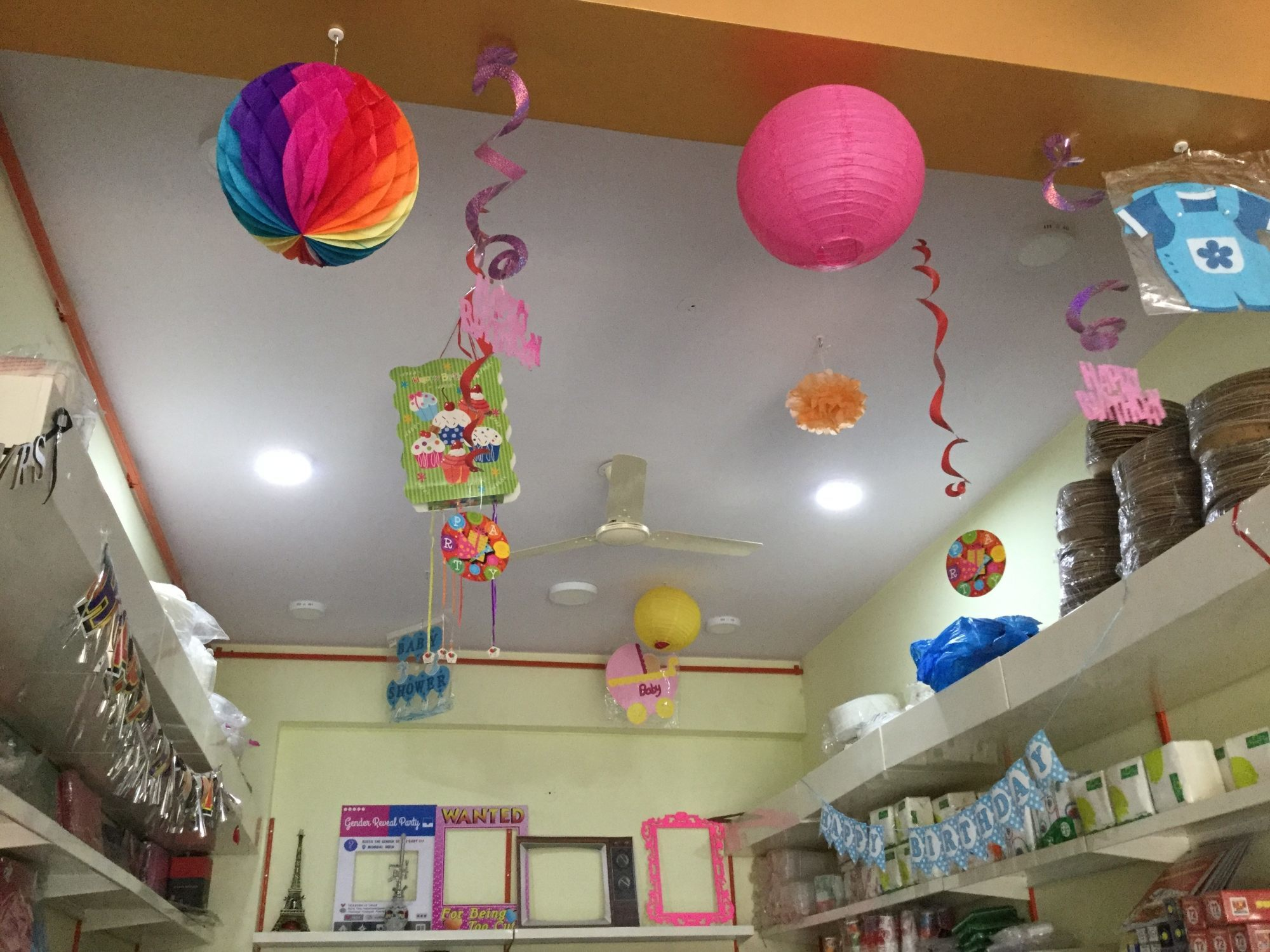 Special Attraction Of Birthday Parties In Vaishali
