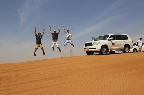 All You Need to Know About Dubai Desert Safari Tours