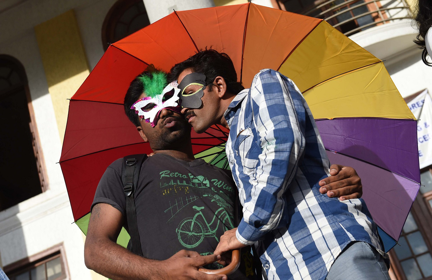 LOVE WINS: India Just Said NO To Draconian Law Against Homosexuality