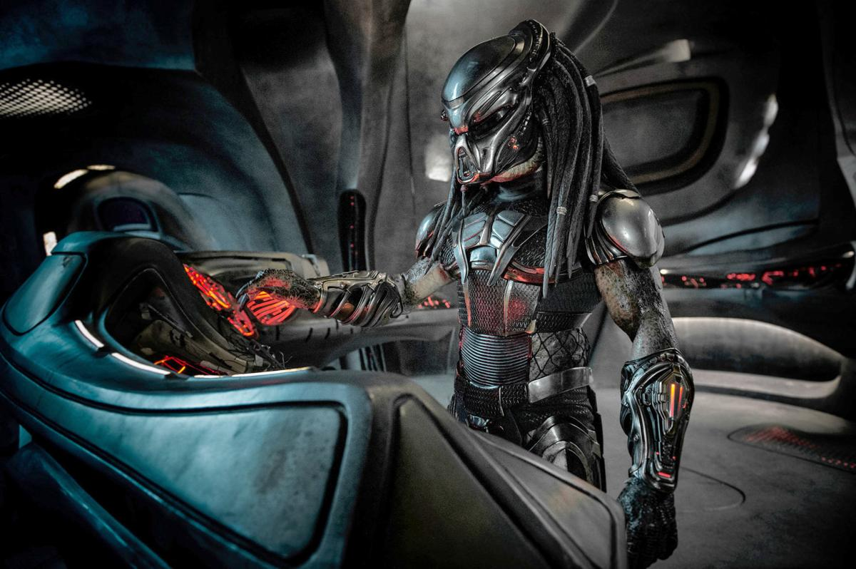 The Predator 2018 Movie Reviews